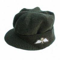 Nigel Cabourn<p>M-1941 Wool Cap - Dark Olive