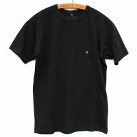 <img class='new_mark_img1' src='https://img.shop-pro.jp/img/new/icons5.gif' style='border:none;display:inline;margin:0px;padding:0px;width:auto;' /> Nigel Cabourn - Basic T-Shirt<p>ベーシックTシャツ - ブラック