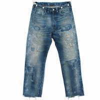 LEVI'S VINTAGE CLOTHING 2014AW<p>1933s 501xx JEAN - METROPOLIS<p>Made in Turkey