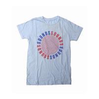 WORN FREE<br>カートコバーン/ ニルバーナ <br>SOUNDS MAGAZINE Tシャツ