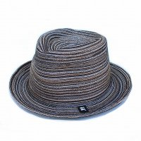 BLOCK HEADWEAR Tempra Straw Hat