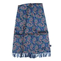 TOOTAL - Paisley Silk Scarf