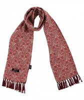 TOOTAL - Antique Tile Print Scarf - レーヨンモデル