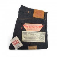 LEVI'S VINTAGE CLOTHING - 1937s 201xx Rigid<br>Made in USA (Valencia Factory Model)