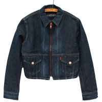 LEVI'S RED 2004AW<p>Girls Zip Jacket