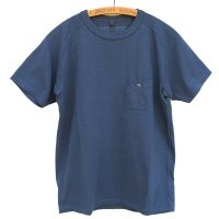 <img class='new_mark_img1' src='https://img.shop-pro.jp/img/new/icons5.gif' style='border:none;display:inline;margin:0px;padding:0px;width:auto;' /> Nigel Cabourn - New Basic T-Shirt - Navy