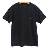 <img class='new_mark_img1' src='https://img.shop-pro.jp/img/new/icons5.gif' style='border:none;display:inline;margin:0px;padding:0px;width:auto;' /> Nigel Cabourn - New Basic T-Shirt - Black