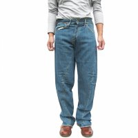 LEVI'S RED 2002SS - Warped Boot Cut - Wide Fit Model