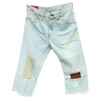<img class='new_mark_img1' src='https://img.shop-pro.jp/img/new/icons5.gif' style='border:none;display:inline;margin:0px;padding:0px;width:auto;' />LEVI'S RED 2002ss GUYS WARPED BOOT CUT - Cropped