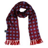 <img class='new_mark_img1' src='https://img.shop-pro.jp/img/new/icons5.gif' style='border:none;display:inline;margin:0px;padding:0px;width:auto;' />TOOTAL 1960s Motif Scarf