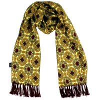 <img class='new_mark_img1' src='https://img.shop-pro.jp/img/new/icons5.gif' style='border:none;display:inline;margin:0px;padding:0px;width:auto;' />TOOTAL 1960s Medallion Scarf