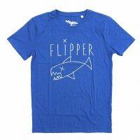 WORN FREE<p>カートコバーン - ニルバーナ<p>FLIPPER Tシャツ
