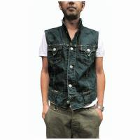 LEVI'S RED 2002AW TYPE 4 VEST (Greased Rigid)