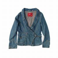 LEVI'S RED 02SS Girls Warped Jacket