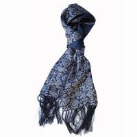 <img class='new_mark_img1' src='https://img.shop-pro.jp/img/new/icons47.gif' style='border:none;display:inline;margin:0px;padding:0px;width:auto;' />TOOTAL<br>Glasgow Paisley Scarf<br>(紺)