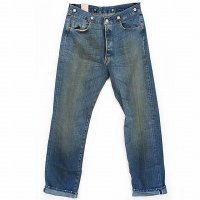 LEVI'S VINTAGE CLOTHING<p>1873s First Blue Jean 125<p>MADE IN USA (バレンシア工場製)