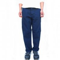 orSlow<p>French Work Pants - Ink Blue