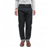 orSlow<p>105 Standard 5 Pocket Jeans - <p>One Wash