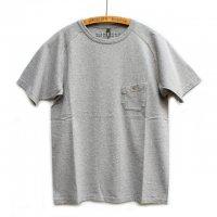 Nigel Cabourn - Basic T-Shirt<br>ベーシックTシャツ - グレー