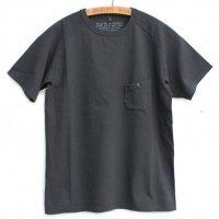 Nigel Cabourn - Basic T-Shirt<br>ベーシックTシャツ - チャコール
