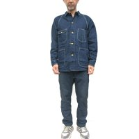 orSlow 50's Denim Coverall
