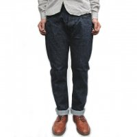 <img class='new_mark_img1' src='//img.shop-pro.jp/img/new/icons5.gif' style='border:none;display:inline;margin:0px;padding:0px;width:auto;' />orSlow<p>107 Ivy Fit Slim Jeans - One Wash
