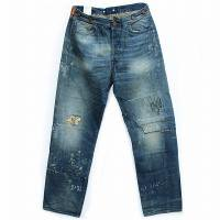 LEVI'S LVC 09SS<p>Cone Mills Collaboration<p>1915s 501xx Homer Bailer Wash
