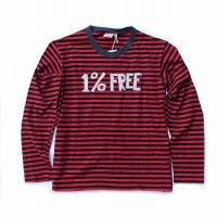 LEVI'S LVC EU 04AW<p>1966s カットソー 1% FREE<p>Made in Portugal