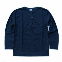 orSlow Henley Neck Cut & Sewn