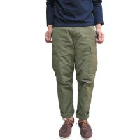 orSlow Slim Fit 6 Pockets Cargo Pants