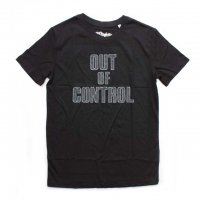 WORN FREE Out of Control Tシャツ
