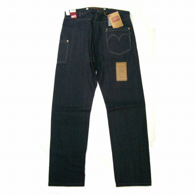 Womens Red Levi Jeans