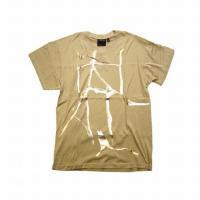 LEVI'S RED 05SS<p>Guys Zip Tシャツ Latex Beige