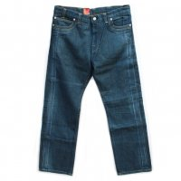 LEVI'S RED 2004AW<p>Guys Comfort Fit - Light Calender<p>(股上深めルーズフィットデニム)