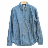 orSlow Button Down Shirt - Chambray