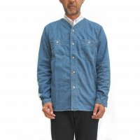 orslow No Collar Inner Shirt