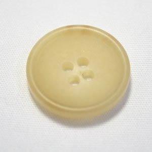 水牛ボタンK7000(COLOR.L)20mm,15mmつや消し 紳士服スーツジャケット用ボタン