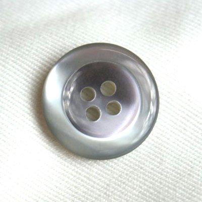 クリスタル(COLOR.03) 20mm・15mm紳士服ボタンスーツ・ジャケット用ボタン