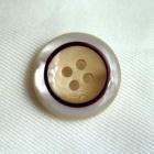 エレガント(COLOR.21)  (20mm・15mm)紳士服ボタンスーツ・ジャケット用ボタン