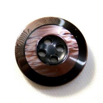 Rocky(ロッキー)ColorNo.7 (20mm・15mm)紳士服ボタンスーツ・ジャケット用ボタン