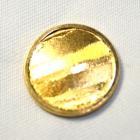 メタルボタンカルチェ・ゴールド(20mm・15mm) 紳士服スーツジャケット用ボタン