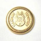 メタルボタンI-04ゴールド(20mm・15mm) 紳士服スーツジャケット用ボタン
