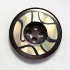 BUNFF(バンフ) ColorNo.7 (20mm・15mm) 紳士服スーツジャケット用ボタン