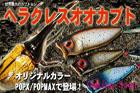 POPX & POPMAX ヘラクレスオオカブトシリーズ