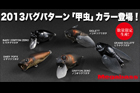 2013年 甲虫カラー・シリーズ