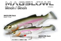 MAGSLOWL 5inch