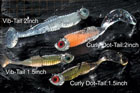 ROCKY FLY Vib-Tail 1.5inch