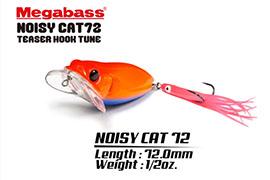 NOISY CAT 72 (ティーザーフックチューン)