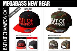 BAIT OF CHAMPION CAP