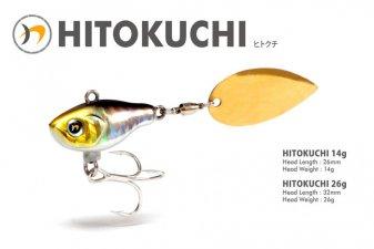 ナダ (nada)<br>HITOKUCHI (ヒトクチ) 14g